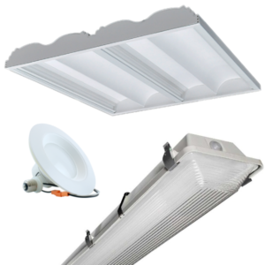 Integrated LED Lighting